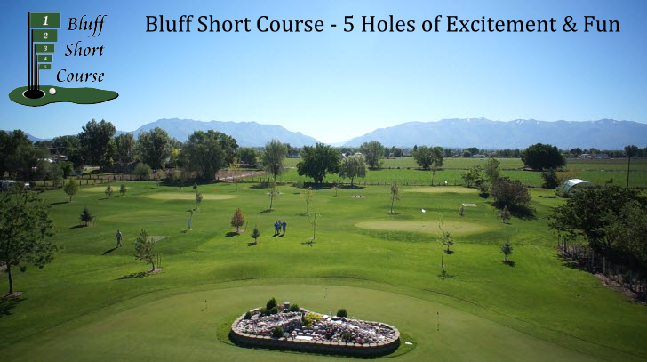 2013 Bluff Short Course w logo