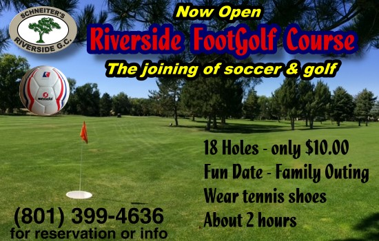 Footgolf AD for facebook